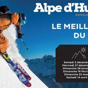 Alpe d'Huez Feurs – Givors